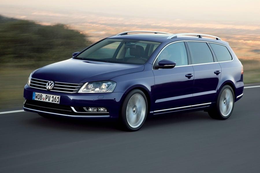 Volkswagen Passat Variant (2010-14) (3)