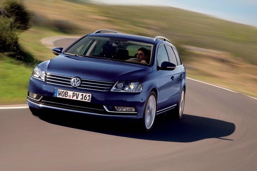 Volkswagen Passat Variant (2010-14) (4)
