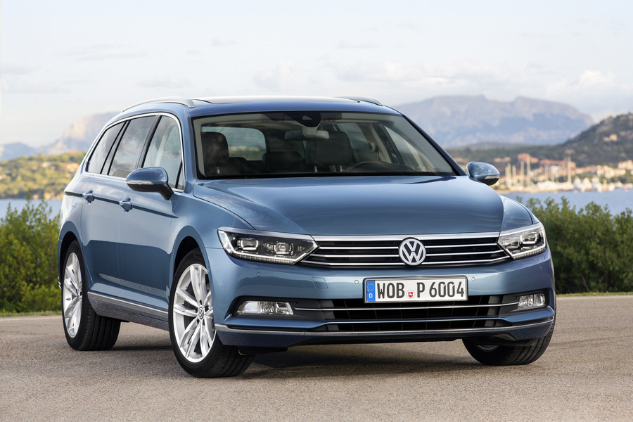 Volkswagen Passat Variant 2.0 TDI Highline BlueMotion Technology (3)