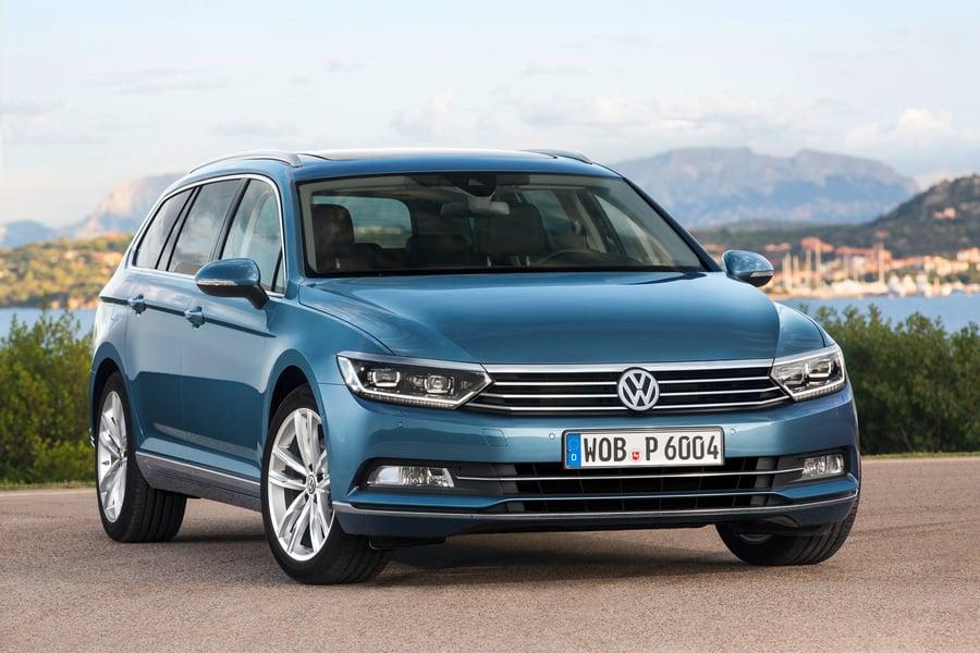 Volkswagen Passat Variant (2)