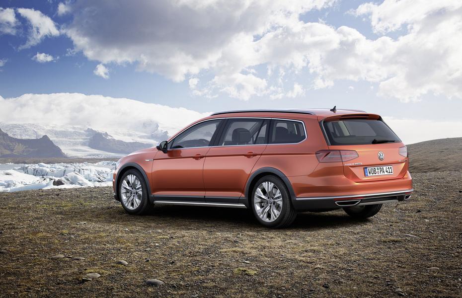 Volkswagen Passat Variant (5)
