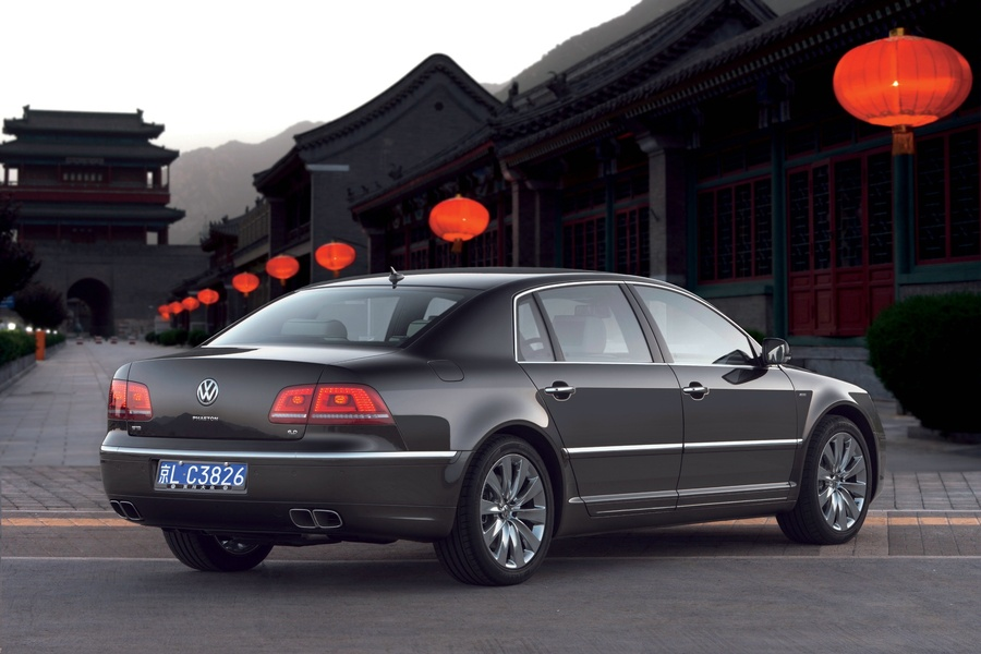 Volkswagen Phaeton 5.0 V10 TDI 4mot. tip. 5 posti (5)