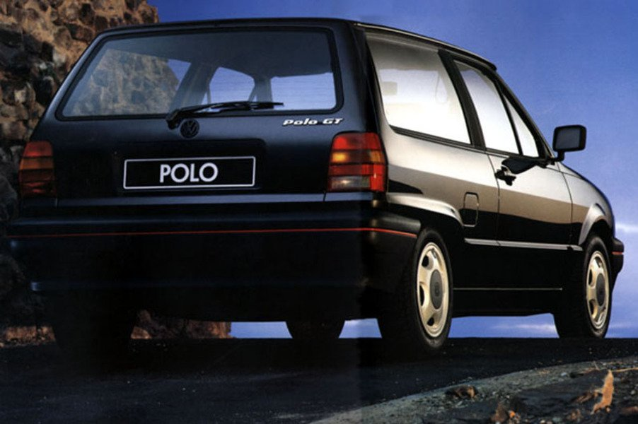 Volkswagen Polo 1000 Coupé CL (3)