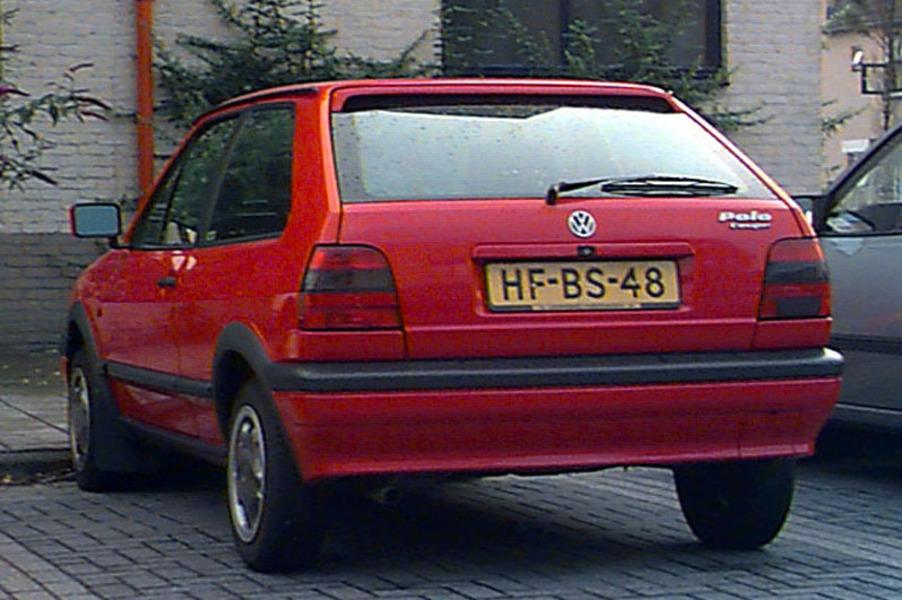 Volkswagen Polo Coupé (1989-92) (3)