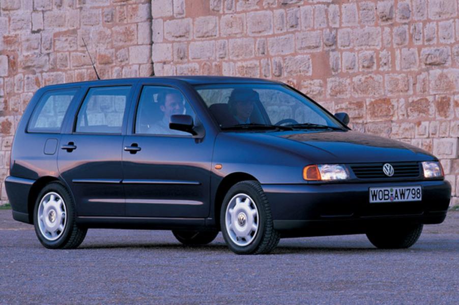 Volkswagen Polo Variant (1997-02)