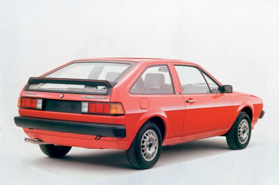 Volkswagen Scirocco LS (3)