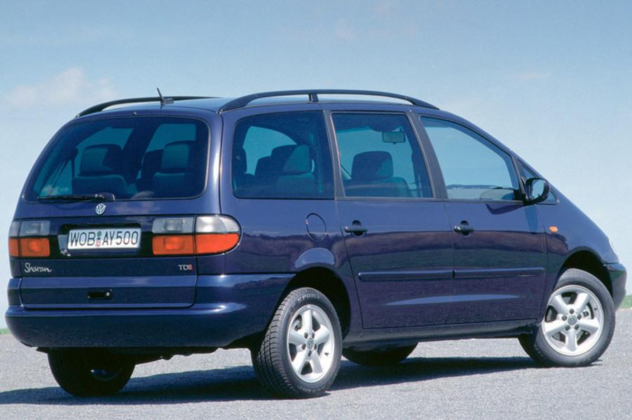 Volkswagen Sharan (1995-11) (3)