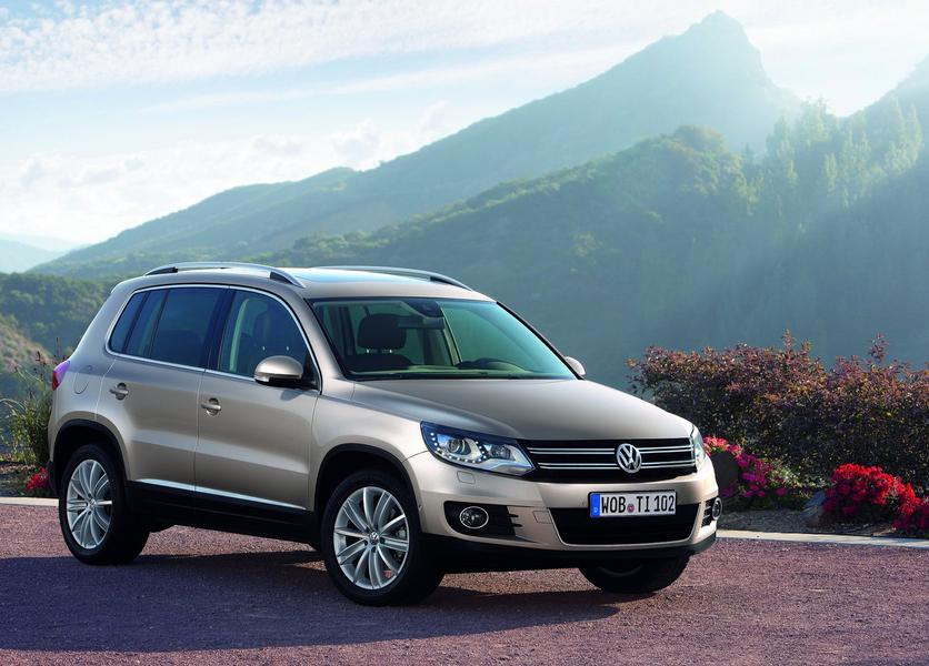Volkswagen Tiguan (2007->>)