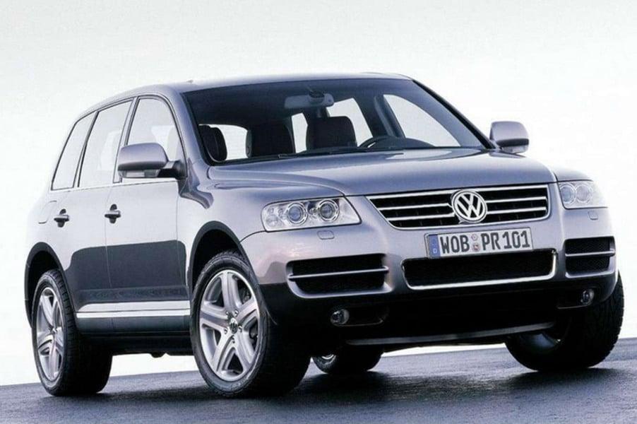 Volkswagen Touareg (2002-10)