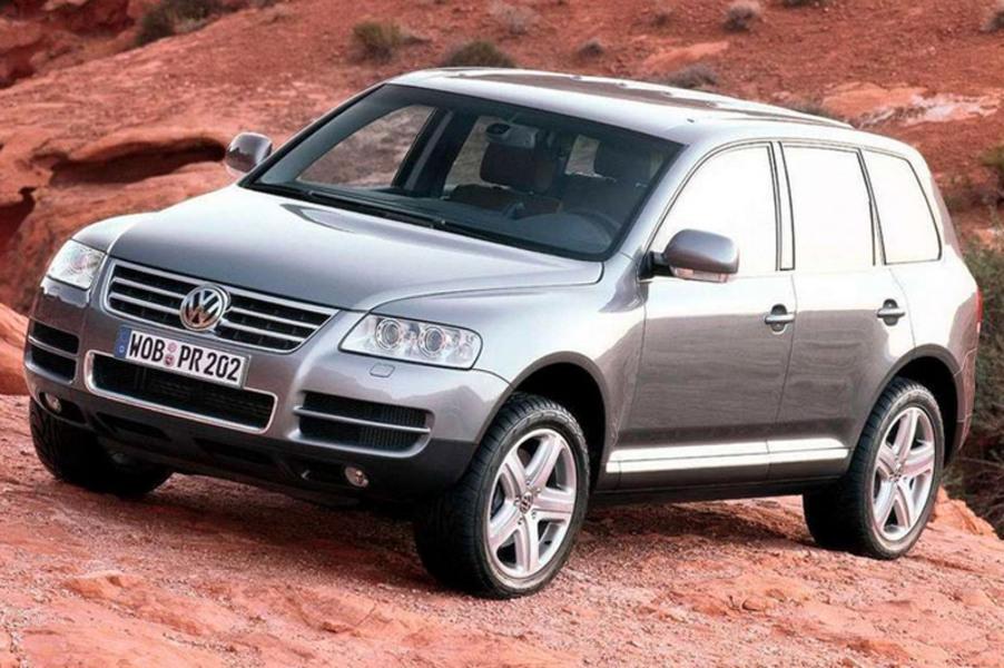 Volkswagen Touareg (2002-10) (4)
