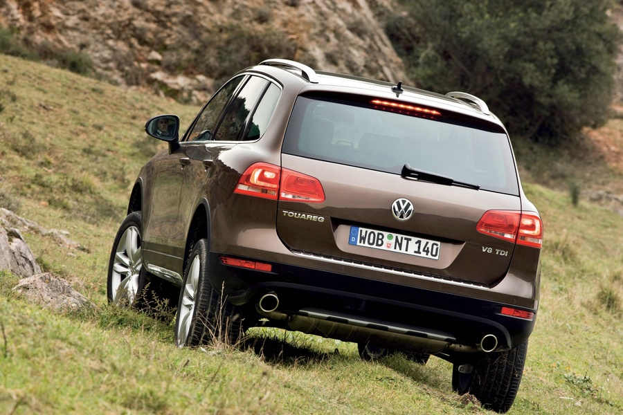 Volkswagen Touareg 3.0 TDI tiptronic BlueMotion Technology Executive (5)