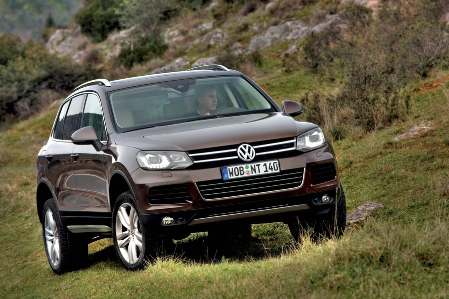 Volkswagen Touareg 3.0 TDI tiptronic BlueMotion Technology Executive