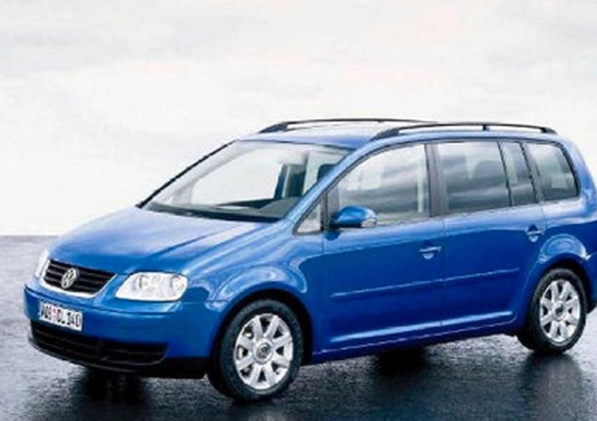 Volkswagen Touran TDI 105CV DPF Trendline (3)