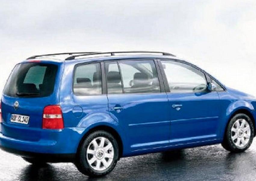 Volkswagen Touran TDI 105CV DPF Trendline (4)