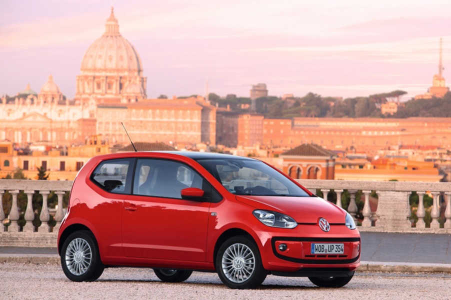 Volkswagen up! 3p. eco move up! BlueMotion Technology (3)