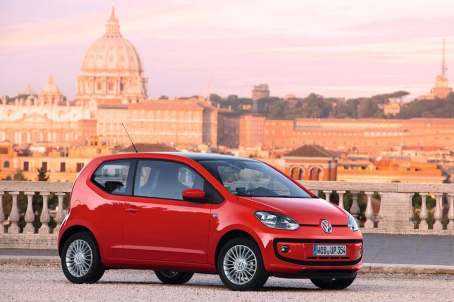 Volkswagen up! (3)