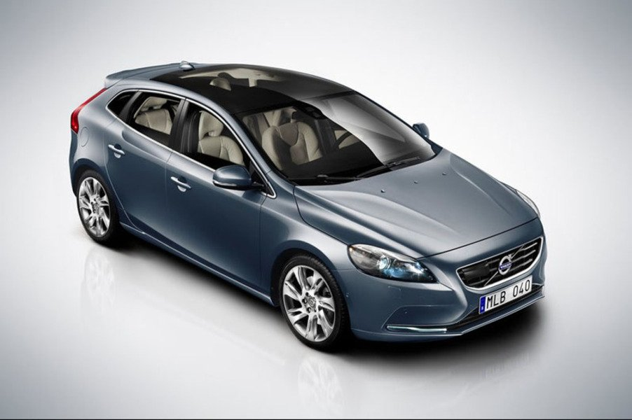 Volvo V40 T2 Geartronic Business