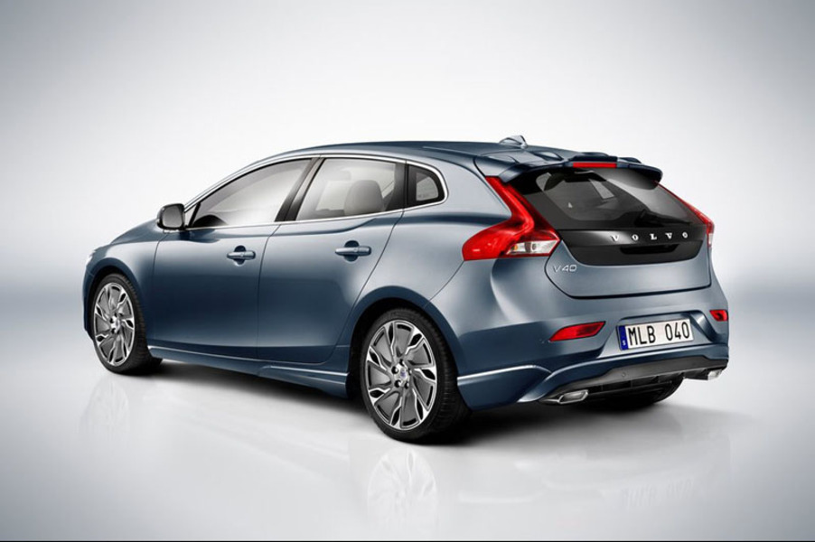 Volvo V40 T3 Geartronic Plus (4)
