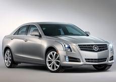 Cadillac ATS (2012->>)