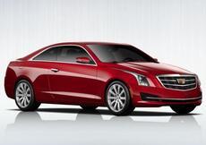 Cadillac ATS Coupé (2014->>)