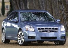Cadillac BLS (2006-09)