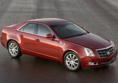 Cadillac CTS (2003-14)