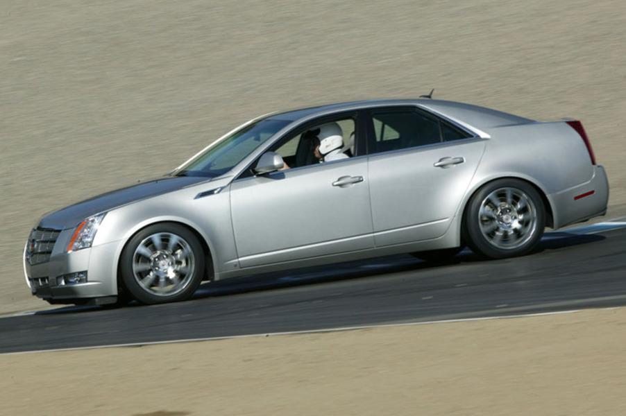 Listino Cadillac Cts 2003 14 Usate Automoto It