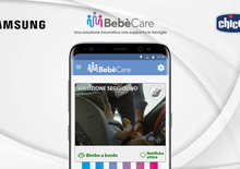 BebéCare, con Samsung e Chicco mai più bimbi dimenticati in auto