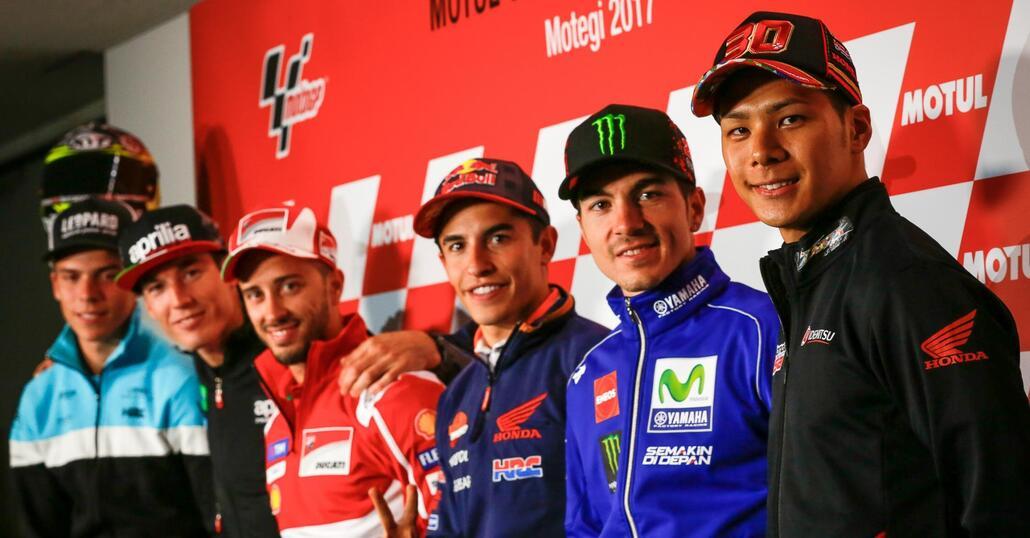 MotoGP 2017. Spunti e considerazioni alla vigilia del GP del Giappone