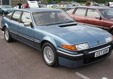 Rover SD1 (1982-86)