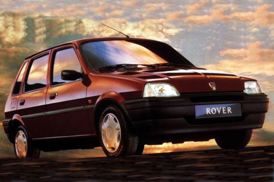 rover serie 100 114 16v 3 porte gti 10 1990 12 1992 prezzo e scheda tecnica. Black Bedroom Furniture Sets. Home Design Ideas