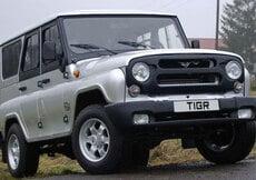 Uaz Tigr (2005-06)