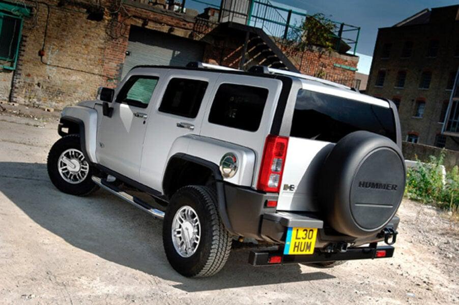 Hummer H3 (2005-09) (5)