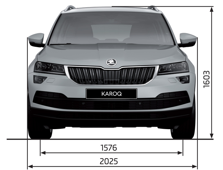 skoda karoq video primo test prove. Black Bedroom Furniture Sets. Home Design Ideas