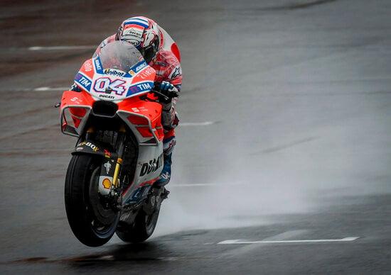 MotoGP Motegi, Ducati veloce con Lorenzo mentre soffre Dovizioso