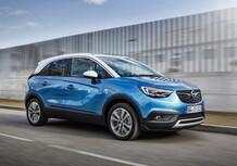 """Opel Crossland X GPL Tech, il SUV si fa """"eco"""""""