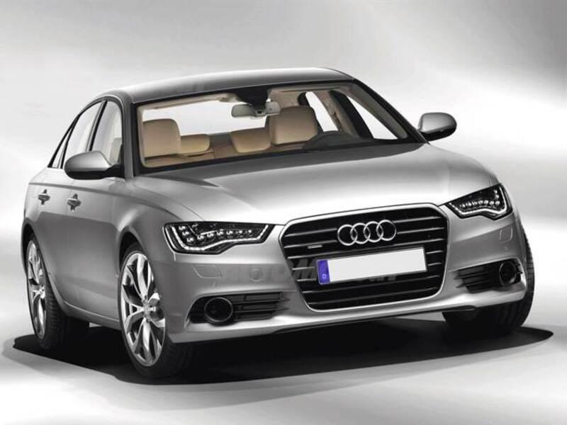 Audi A6 3.0 TDI 204 CV multitronic