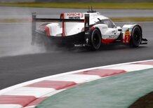 WEC, 6 Ore del Fuji: pole per Porsche