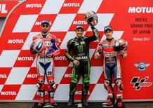 MotoGP 2017. I commenti di Zarco, Petrux e Marquez
