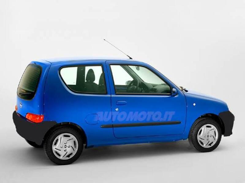 Fiat 600 1 1 07 2005 12 2011 prezzo e scheda tecnica for Wohnlandschaft 600 euro