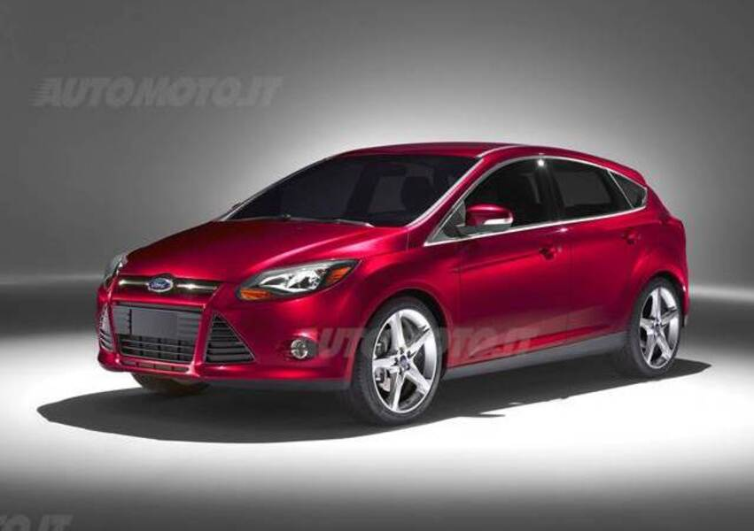 Ford Focus 1.6 125 CV Titanium