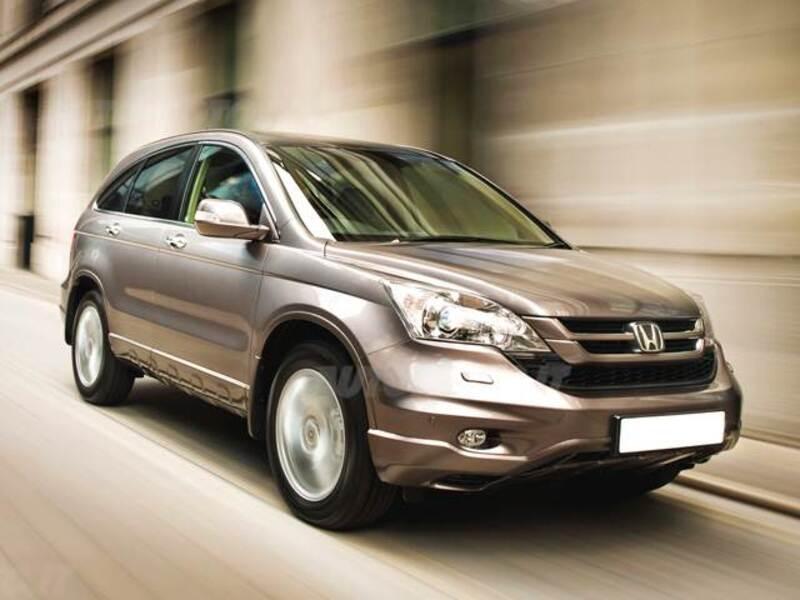 Honda CR-V 2.0 i-VTEC Exclusive