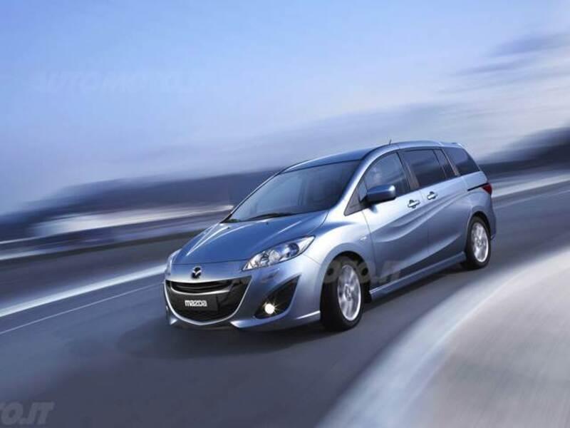 Mazda Mazda5 1.6 MZ-CD 8V 115CV Smart Space