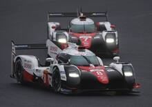WEC 2017, 6 Ore del Fuji: vince Toyota