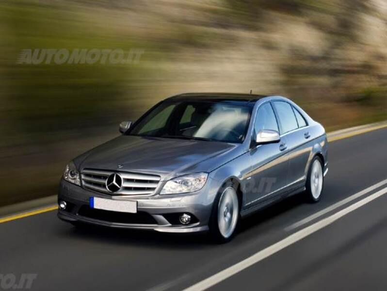 Mercedes-Benz Classe C 200 CDI BlueEFFICIENCY Classic