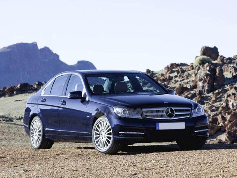 Mercedes-Benz Classe C 250 CDI 4Matic BlueEFFICIENCY Elegance