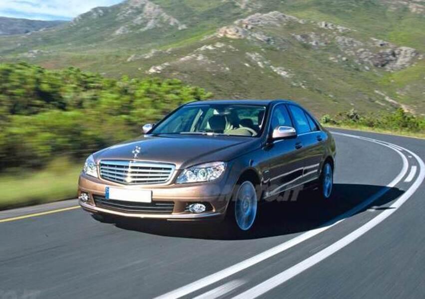 Mercedes-Benz Classe C 250 CGI BlueEFFICIENCY Classic