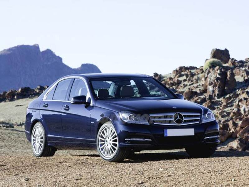 Mercedes-Benz Classe C 300 CDI 4Matic BlueEFFICIENCY Elegance