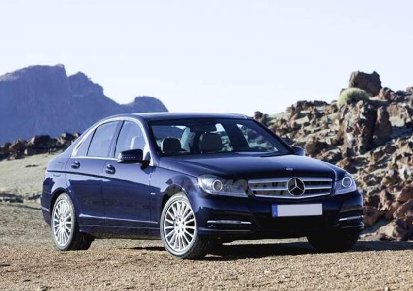 Mercedes-Benz Classe C 350 BlueEFFICIENCY Avantgarde