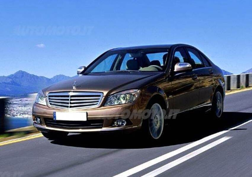 Mercedes-Benz Classe C 350 CDI BlueEFFICIENCY Elegance